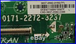 3637-0592-0150(7F) 0171-2272-3237 Vizio XVT373SV Main Board