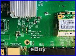 D60-D3 VizioPower Main Board 09-60CAP0C0-00 -1010 1P-0147C00-2010