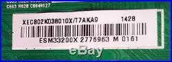 E500i-B1 715G6648-M01-000-004F XECB02K038010X 705TXESM33200X VIZIO main board