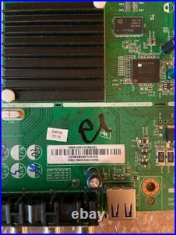 Genuine Vizio D48f-e0 Main Board / Power Supply 3648-0262-0395 / (t11) N2-1 (2)