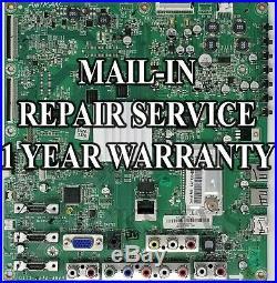 Mail-in Repair Service For Vizio E472VL Main Board 3647-0472-0150 0171-2272-3834