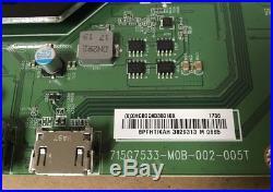Main Board 715G7533-M0B-002-005T for Vizio Smartcast P65-E1 65 Display