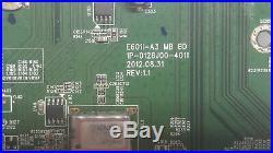 Main Board For Vizio E701i-a3, 0160cap00100st, 1p-0128j00-4011, 904d