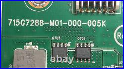 Main Board Vizio M50-c1 756txfcb0qk0120 715g7288-m01-000-005k (x)xfcb0qk012020x