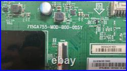 Main Board for Vizio P65Q-H1 (X)XKCB02K017000X 715GA755-M0D-B00-005Y