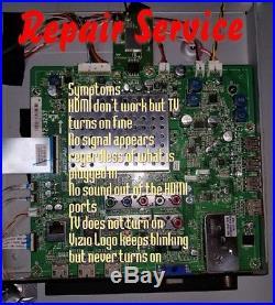 Repair Service Vizio Main board 3647-0302-0150 7A for M470Nv