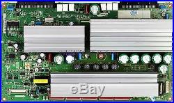 Samsung HPT5054X/XAC Y-Sustain Y-Main Board YSUS LJ41-05120A LJ92-01490A