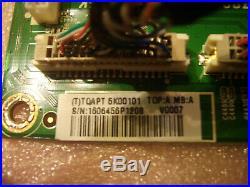 (T)TQACB5K00808 705TLASM004 Main Board Set (T)TQAPT5K00101 Vizio E421VA check #s