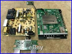 VIZIO 42 E422VA Main Board with Power Supply + Tcon(allset)