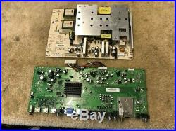 VIZIO 46 LCD VW46L FHDTV20A Main Board with Power Supply