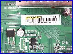 VIZIO D50-D1 Main Board TXGCB02K0170, 715G7484-M02-001-004Y