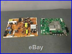 VIZIO E420i-AO Main Board, Power Supply Board