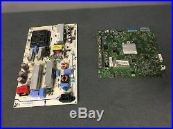 VIZIO E472VL Main Board, Power Board