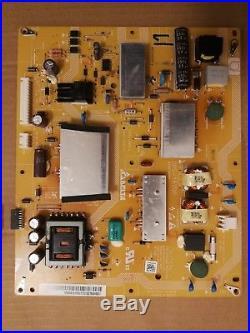 VIZIO E550i-B2 power supply, main board, backlight board, 056.04167 DPS-167DP