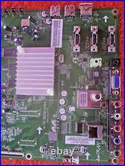VIZIO E552VLE Main Board 3655-0422-0150(4D), 3655-0422-0150