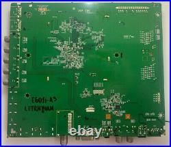 VIZIO E601i-A3 S/N LFTRNWAN Main Board Y8385864S (01-60CAP001-00) Genuine