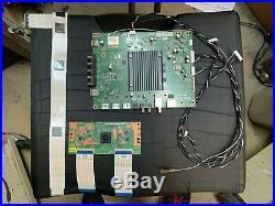 VIZIO E65-F0 MAIN BOARD# 3665-0732-0395 (FITS LAUSWVKU Serial) BUNDLE PACKAGE