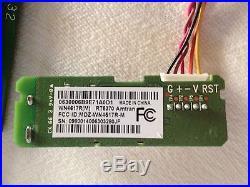 VIZIO LED SMART TV E420I-A0 Main Board 0171-2271-5032 WIFI Board 0630006B9E7