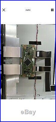 VIZIO MODE601i-A3 MAIN BOARD, POWER SUPPLY. T-CON BOARD, CABLES
