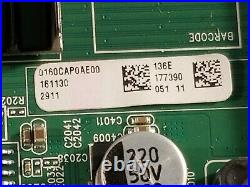 VIZIO Main Board 0160CAP0AE00/ 1P-015AX06-4010