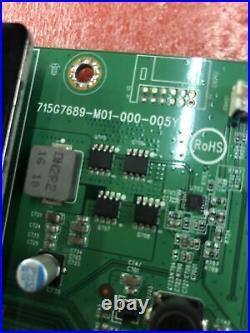 VIZIO Main Board for D55U-D1 756TXFCB0QK024 XFCB0QK024040X @002