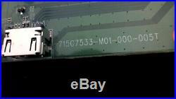 VIZIO P65-E1 Main Board 715G7533-M01-002-005T - Tested