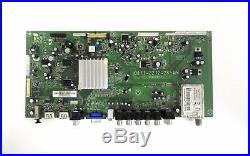 VIZIO SV470XVT1A Main Board 3647-0102-0150, 0171-2272-2654