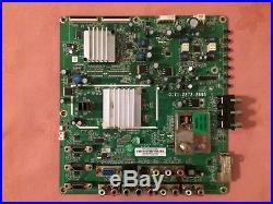 VIZIO VL470M 3647-0202-0150(5b) 0171-2272-895 MAIN BOARD HAS BROKEN PLASTIC