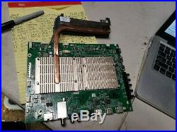 ViziO 734.01202.0002 Main Board 755012010003 For M55-C2 pulled of cracked pan