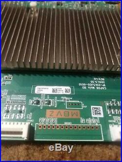 Vizio 0160cap06e00 1p-0145j00-6010 P602ui-b3 Main Board (serial# Lftrrdaq)