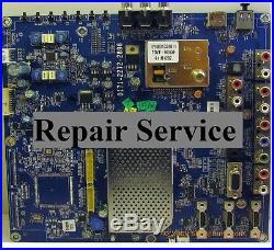 Vizio 3642-0802-0150 Main Board Repair 3642-0802-0395