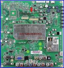 Vizio 3655-0112-0150 3655-0162-0150 Main Board Repair E550VL