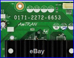 Vizio 3665-0542-0150 (0171-2272-6653) Main Board For D65-E0