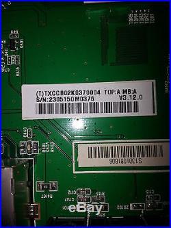 Vizio 42 E420i-A1 TXCCB02K0370004 LED LCD Main Video Board