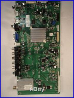 Vizio 47 SV470XVT 3647-0102-0395 3647-0102-0150 LCD Main Video Board Unit