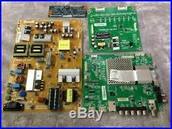 Vizio 50 E500i-B1 Main Board 756XCB02K019010X With (Power Board+LED dr+Tcon)