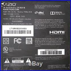 Vizio 50 Flat Screen TV Model No P502ui-B1E Board REPAIR KIT A73