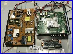 Vizio 50 LED Smart TV E500I-B1 Main Board with Power + Tcon(allset)