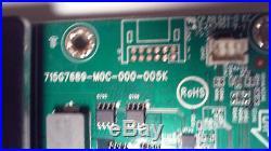 Vizio 50 LED TV D50u-D1 Main Board GXFCB0QK022020X