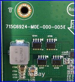 Vizio 50 Main Board 705TXESM35500X 715G6924-M0e-000-005K