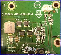Vizio 50 P502ui-B1 Main Board 715G6924-M01-000-005K