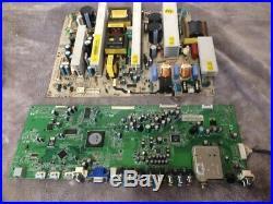 Vizio 50 plasma P50HDTV20A Main Board 3850-0122-0150 with Power Board