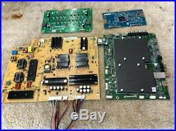 Vizio 65 LED Smart TV D65U-D2 Main Board with Power + Tcon + Led dr(allset)