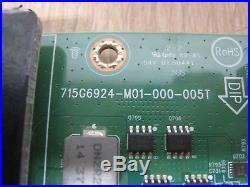Vizio 756TXECB0TK004 XECB0TK004050X XECB0TK004 4K UHD Smart TV Main Board Used