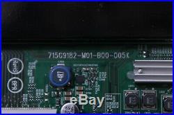 Vizio 756TXICB0QK0020 XICB0QK0020 Main Board for D65-F1 Serial LTCWWSKU