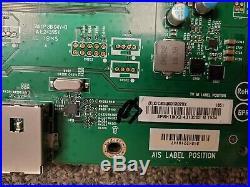 Vizio 756TXICB0QK013 756TXICB0QK001 Main Board for P65-F1 (LTMAXILU, LTMAXIKU)
