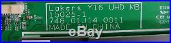 Vizio 791.01J10.0002 Main Board for E55U-D2 LED TV