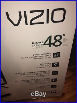 Vizio D40-d1 Tv 48 Smart Tv