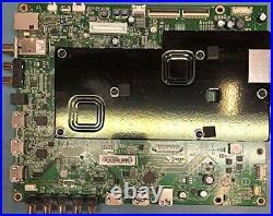 Vizio D50U-D1 4K LED TV 715G7689-M0C-000-005K Main Board- GXFCB0QK022020X