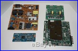 Vizio D50u-D1 Main Board Power Board LED Driver Board T-Con Board